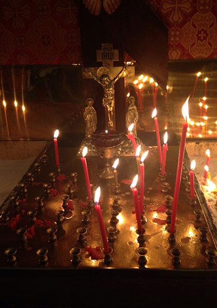 В Иоанно-Предтеченском соборе Бруклина отслужена панихида по погибшим во Второй Мировой войне
