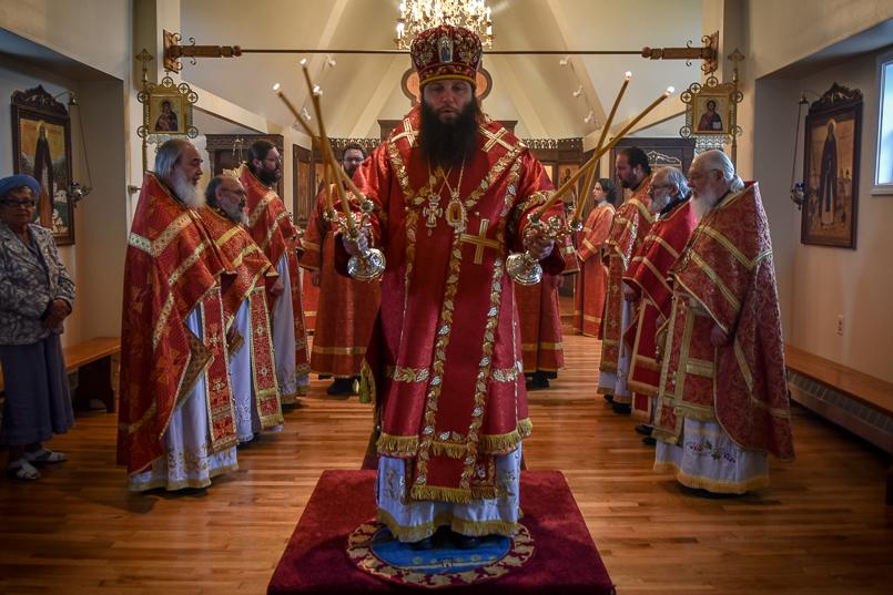 Ховелл: В Тихвинском храме отметили 300-летие святителя Иоанна Тобольского