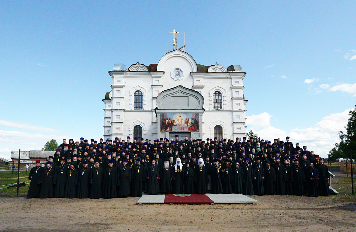 Благочинный Нью-Йоркского округа принял участие в юбилейных торжествах, посвященных 25-летию канонизации праведного Иоанна Кронштадтского