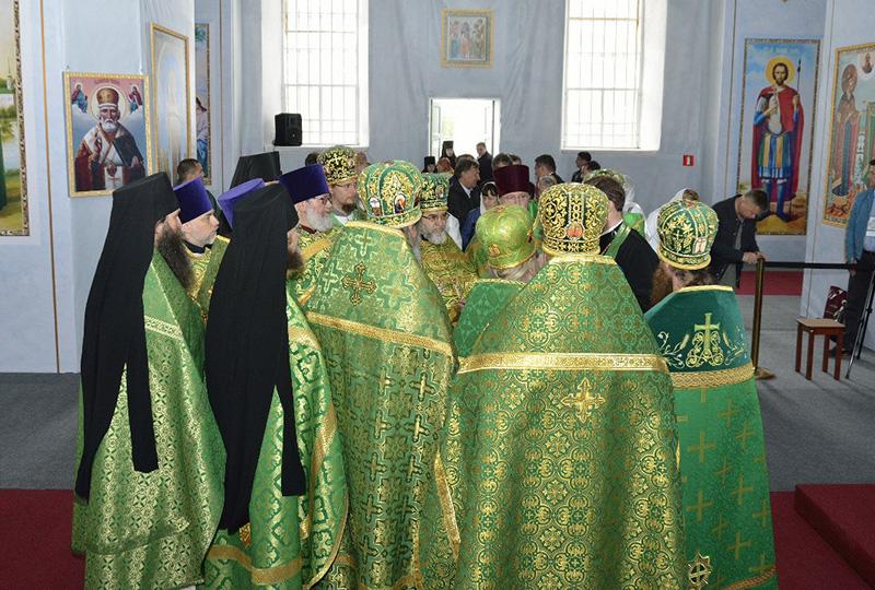 ФОТОРЕПОРТАЖ. Участие благочинного Первого Нью-Йоркского округа в праздновании 25-летия канонизации прав. Иоанна Кронштадтского