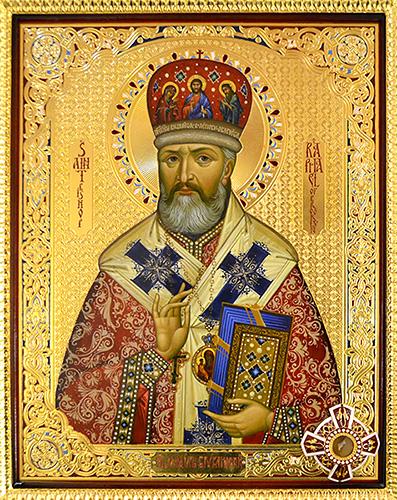 Икона святителя Рафаила Бруклинского