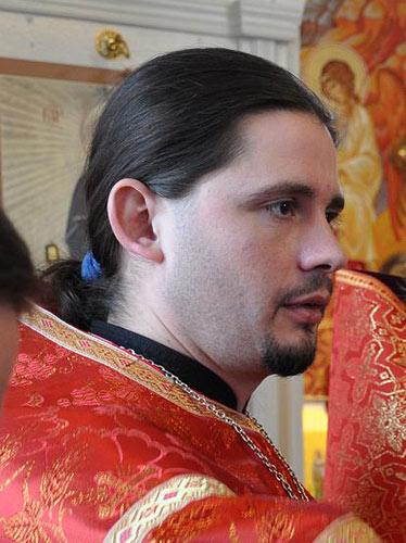 Иерей Виталий Лялюков