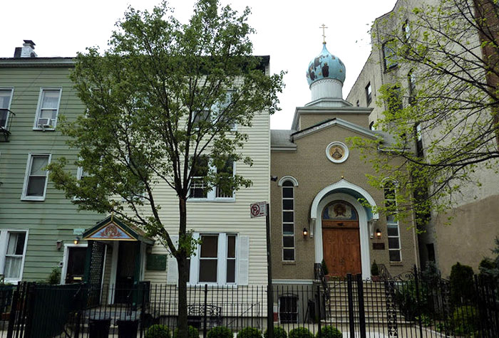 New York, NY - Свято-Отеческая Церковь