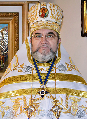 Archpriest Alexander Belya