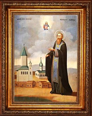 преподобный Александр Кушстский