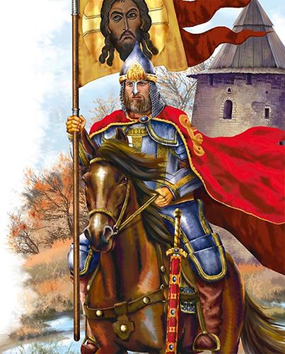 Александр Невский – святой князь и великий воин