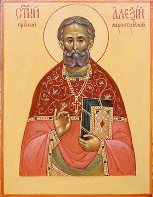 Святой Алексий Товт – духовный лидер американских карпатороссов