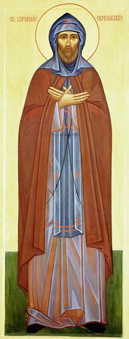 Преподобный Корнилий Переяславский (+1693)