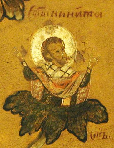 Святитель Никита, епископ Новгородский, Затворник Печерский