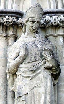Ода Добрый, архиепископ Кентерберийский (+958)