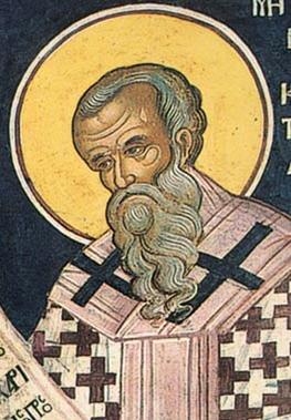 Святитель Митрофан, первый патриарх Константинопольский (+325)