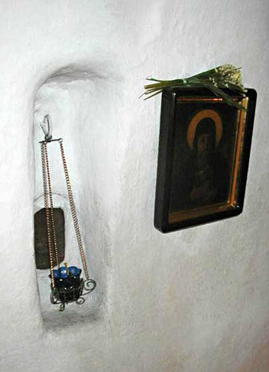 Преподобный Софроний, затворник Печерский