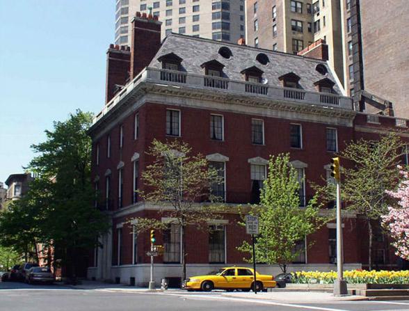Синодальный собор Знамения Божией Матери. Внешний вид. Нью-Йоркское благочиние