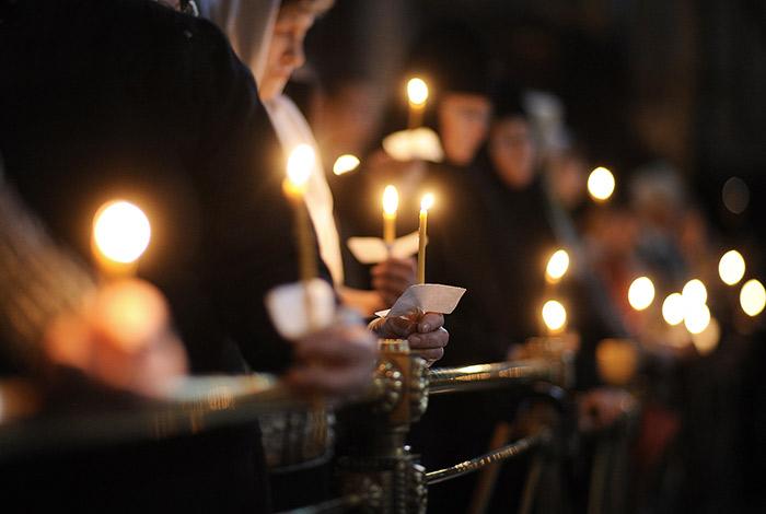 Страстная седмица — подготовка к празднику Пасхе