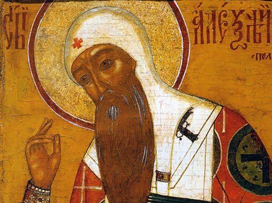 2 июня церковью молитвенно вспоминается обретение мощей святителя Алексия Московского.