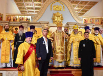 Радостное событие в православной жизни Нью-Йорка — новый просторный и благоукрашенный храм в Бруклине