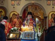 12 июля - Люксембург: Главная святыня РПЦЗ посетила храм апостолов Петра и Павла
