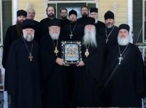Митрополит Иларион возглавил очередное заседание Епархиального совета