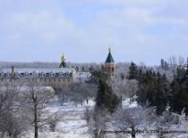 В Свято-Троицком монастыре Джорданвилля открылось северное великопостное говение
