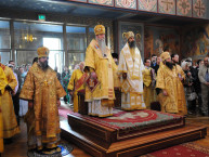 2-4 июля: В Сан-Францисско прошло празднование памяти святителя Иоанна, Шанхайского и Сан-Францисского чудотворца