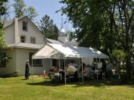 7 июня - Нануэт, Нью-Йорк: В Новодивеевском монастыре после реставрации освящен зал приемов