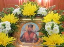 Престольный праздник храма свят. Иоасафа Белгородского