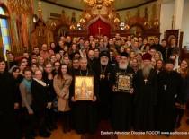 Свято-Германовский съезд молодежи: Вооружаем молодежь для духовной борьбы