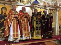 В день памяти великомученика Пантелеймона Целителя в Иоанно-Предтеческом соборе вознесли молитвы о недугующих