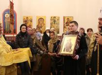 Святые мощи Крестителя Руси в нашем храме