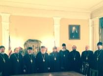 Третье собрание духовенства Благочиния города Нью-Йорка