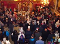 Как в храмах Нью-Йоркского благочиния встретили Воскресение Христово — Пасху – фоторепортаж