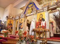 В Иоанно-Предтеченском соборе встретили Светлое Христово Воскресение