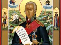 Праведный воин Феодор Ушаков (+1817)