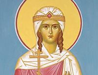 Мчц. Феодосия Тирская (IV в.) и прпмчц. Феодосия Константинопольская (VIII в.)