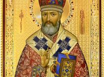 Святитель Рафаил Бруклинский (+1915)