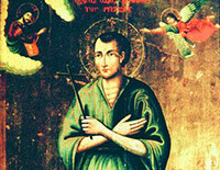 Праведный Иоанн Русский (+1730)