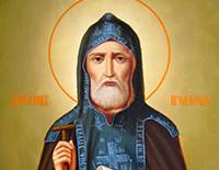 Преподобный Иов Почаевский, чудотворец