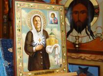 Святая Матрона Московская. Чудеса. Икона. Молитвы