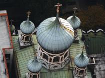 Свято-Николаевский патриарший собор Нью-Йорка