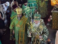 5 августа – Ново-Дивеево: Первоиерарх возглавил празднование малого престольного праздника в Успенской обители