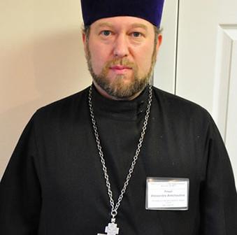 Протоиерей Александр Анчyтин