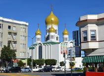 Собор иконы Божией Матери «Всех скорбящих Радость» в Сан-Францисско