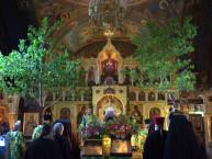 31 мая - Джорданвилль: Троицкий монастырь молитвенно отметил престольный праздник