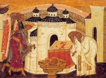 Первое и второе обретение главы Иоанна Предтечи