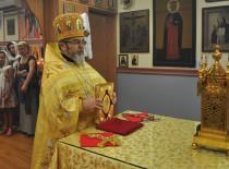 Благочинный Нью-Йоркского округа принял участие в праздновании престольного праздника бруклинского храма Иоасафа Белгородского
