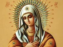 Икона «Умиление» (Cерафимо-Дивеевская)