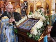 2 октября – Курск: Завершилось пребывание Курско-Коренной иконы в России