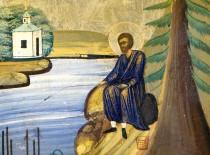 Перенесение мощей праведного Симеона Верхотурского