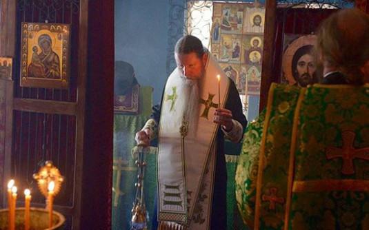 1 октября – Калифорния: Торжественно открыт новый монастырь в честь преподобного Силуана Афонского