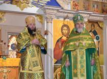 В день рождения святой Матроны Московской Иоанно-Предтеченский собор посетила главная святыня Русского Зарубежья